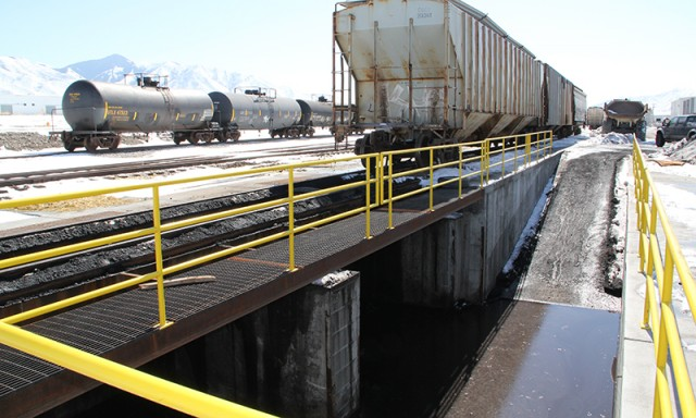 Railcar Cleaning Disposal Services