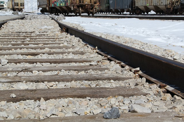 Our Rail Lines and Storage